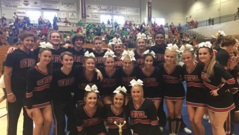 Comp Cheer: The Road to State