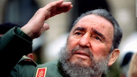 The Death of Fidel Castro