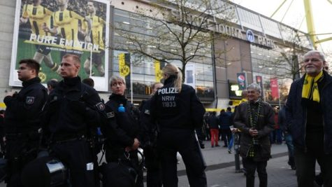 The Borussia Dortmund Bombings
