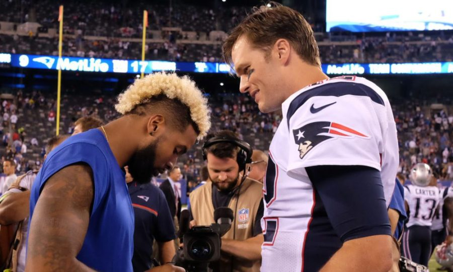 Are Odell Beckham Jr. and Tom Brady Comparable?