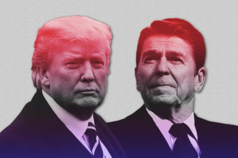 Donald Trump is no Ronald Reagan