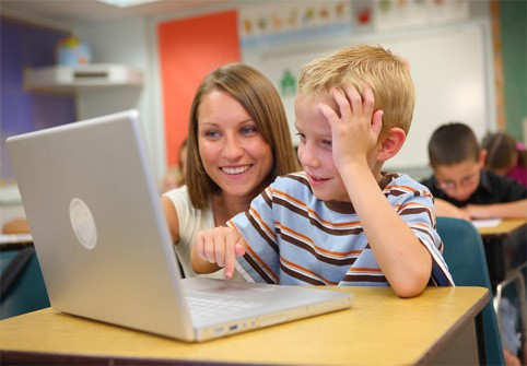 Technology in Elementary School Classrooms: a Positive Outlook