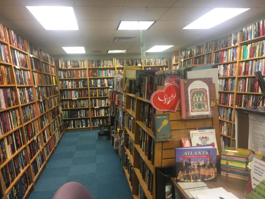 The Friends And Advocates Bookstore: A Hidden Feature Within The Library